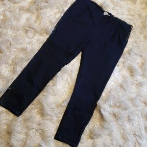 NWOT Stretchy Jeans w/ankle zipper